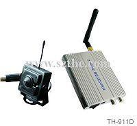 China Wireless Camera 2.4G wireless CCD camera kit TH-911D on sale