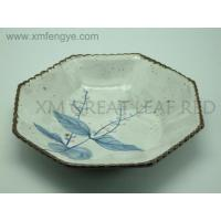 China Tableware porcelain hand-painted plate wholesale