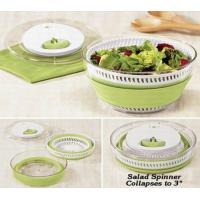 Buy cheap Collapsible Salad Spinner from wholesalers