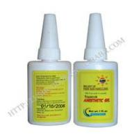 Topical Anesthetic Gel No:C03828