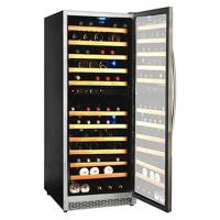 Compressor Wine Coolers: CTW-100D-SS Manufactures