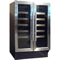 Compressor Wine Coolers: CTW-36DF-SS Manufactures