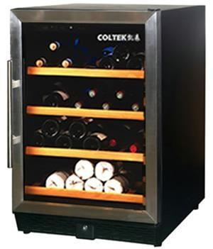 Quality Compressor Wine Coolers: CTW-54SF-SS for sale