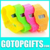 China Silicone Sports Watch on sale