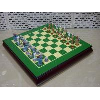 China Chess *Hand Painted Polyresin Chessmen wholesale