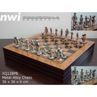 China Chess *Zinc-alloy chessmen on sale