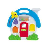 Activity Sound House Baby Rattler Toy 1363E
