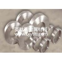 Buy cheap Materials  Titanium and titanium alloy disc and ringItem #:25333-780Model:Was Price:0/aNow Price:0/aLast update:2010.02.08Manufacturer:Baoji intelle metals Co.,Ltd. from wholesalers