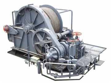 Quality Mining Equipment Winches for Ocean Engineering and Ship for sale