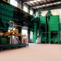 Foundry Solution Self-hardening Sand Moulding Line Manufactures