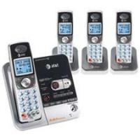 AT&T See details AT&T TL72408 5.8 GHz Four Handset Cordless Telephone with Answering System and Caller ID Manufactures