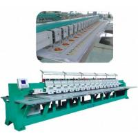 Machine Embroidery Machine Embroidery Product Model:CXCP2009D Manufactures