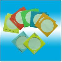 China Multi-media Packing Products Color-Paper-CD-Sleeves on sale