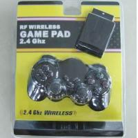 China Game Pad |PC Accessaries>>Game Pad>>WirelessGamePad(2.4GHZ)forPS2 >> Wireless Game Pad (2.4GHZ) for PS2 on sale