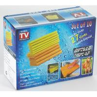 China Cleaning series 10pcs Cleaning Cloth Set on sale