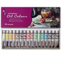 16 Oil Colour Tube Set Manufactures