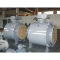 Buy cheap Ball Valve Api-6d trunnion mounted ball valves from wholesalers