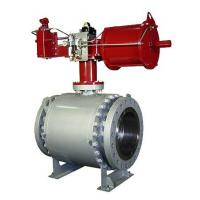 Buy cheap Ball Valve Pneumatic ball valve from wholesalers