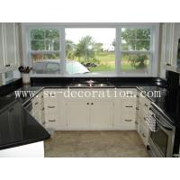 China Stainless Steel Sculpture Product Nameshanxi black granite kitchen countertop on sale