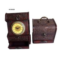China wooden clockItem numbeHS100026 wholesale