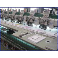 China RPCL Chenille Mix machine Chenille with taping/Cording/Coiling embroidery machine on sale