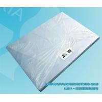 China Offset machines and PVC materials HT-CL-6 Overlay Film With Glue on sale