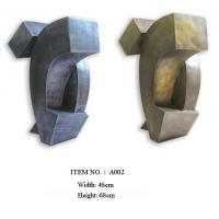 China Garden Statue NO.A002 Note.garden/home statue in unique abstract design on sale