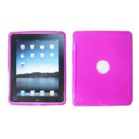 Buy cheap Apple iPad TPU Skin Case,Hot Pink TSCAPIPADHP from wholesalers