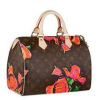 Replica Louis Vuitton Stephen Sprouse Rose Speedy 30 -M48610 Manufactures