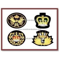 China EMBROIDERY BADGES on sale