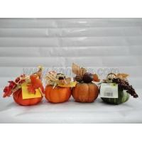Holiday Gifts Pumkin Decoration Manufactures
