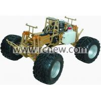 China 21818 RC 1:8 Nitro Monster Truck-No. 1 Tiger on sale