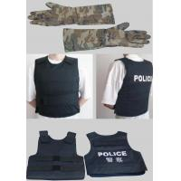 Buy cheap WSFZ 945-1 Anti Stab Vest / Gloves from wholesalers