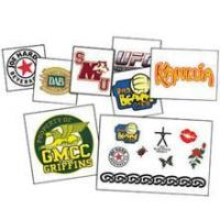 Cheering Products Temporary Tattoos