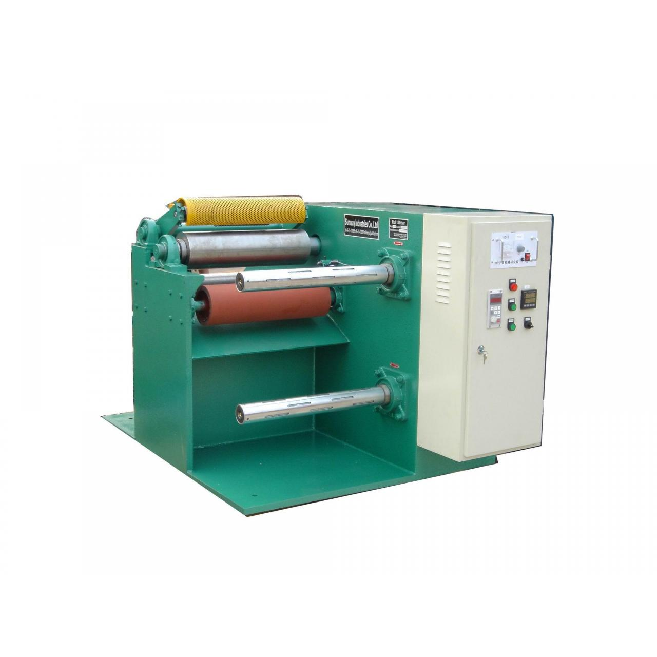 Abrasive Converting Machines Roll Slitter SM02 Manufactures