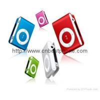 card reader portable shuffle mp3 player tf card slot 2gb.4gb.8gb Manufactures
