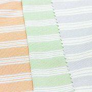 YH-0081 100% Poly Yarn Dyed Stripe Jersey Fabric with Permanent Wicking Feature Manufactures