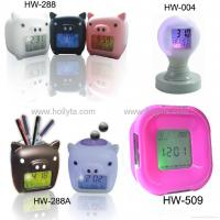 China Digital clock/Table clock/LCD clock wholesale
