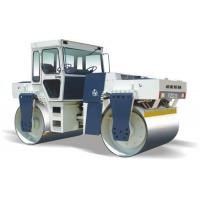 Buy cheap Hydraulic Double Drum Vibratory Rollers YZC12/8 from wholesalers