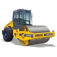 Buy cheap Hydraulic Single Drum Vibratory Rollers LSD214H/212H/210H from wholesalers