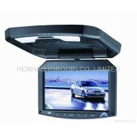 China 7inch Flip down TFT LCD Roof Mount monitor TV SD USB MP5 on sale