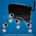 China Security Products Series 2.4G Wireless Camera Kit SC23R4 on sale