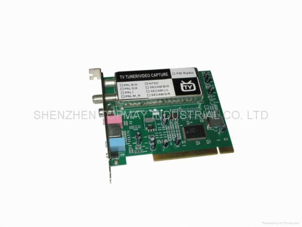 Quality Network Movie Player&TV Tuner & Web Cam RMCP004TV TV TUNER CARD for sale