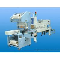 TF6540+BS5540L-PE automatic sleeve cut shrink packing machine