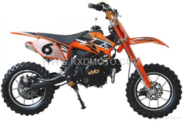 Quality DIRT BIKE 50CC (CE,ELECTRIC START) for sale