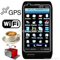 Star N8 GPS Dual SIM Quad Band 3.8INCH Touch Screen WIFI JAVA TV Manufactures