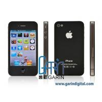 3.5 inch iPhone 4 X7 Capacitive Screen WIFI Mobile Phone Free 4GB Manufactures