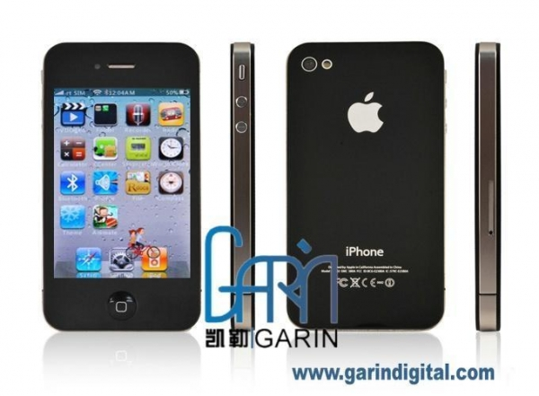 Quality 3.5 inch iPhone 4 X7 Capacitive Screen WIFI Mobile Phone Free 4GB for sale