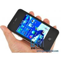 iPhone 4G style A4 Quad Band JAVA MSN Blacklist cell phone Manufactures