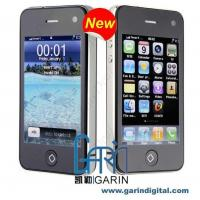3.5 inch HVGA iPhone 4 Style V812 Touch Screen TV WIFI JAVA Mobile Phone Manufactures